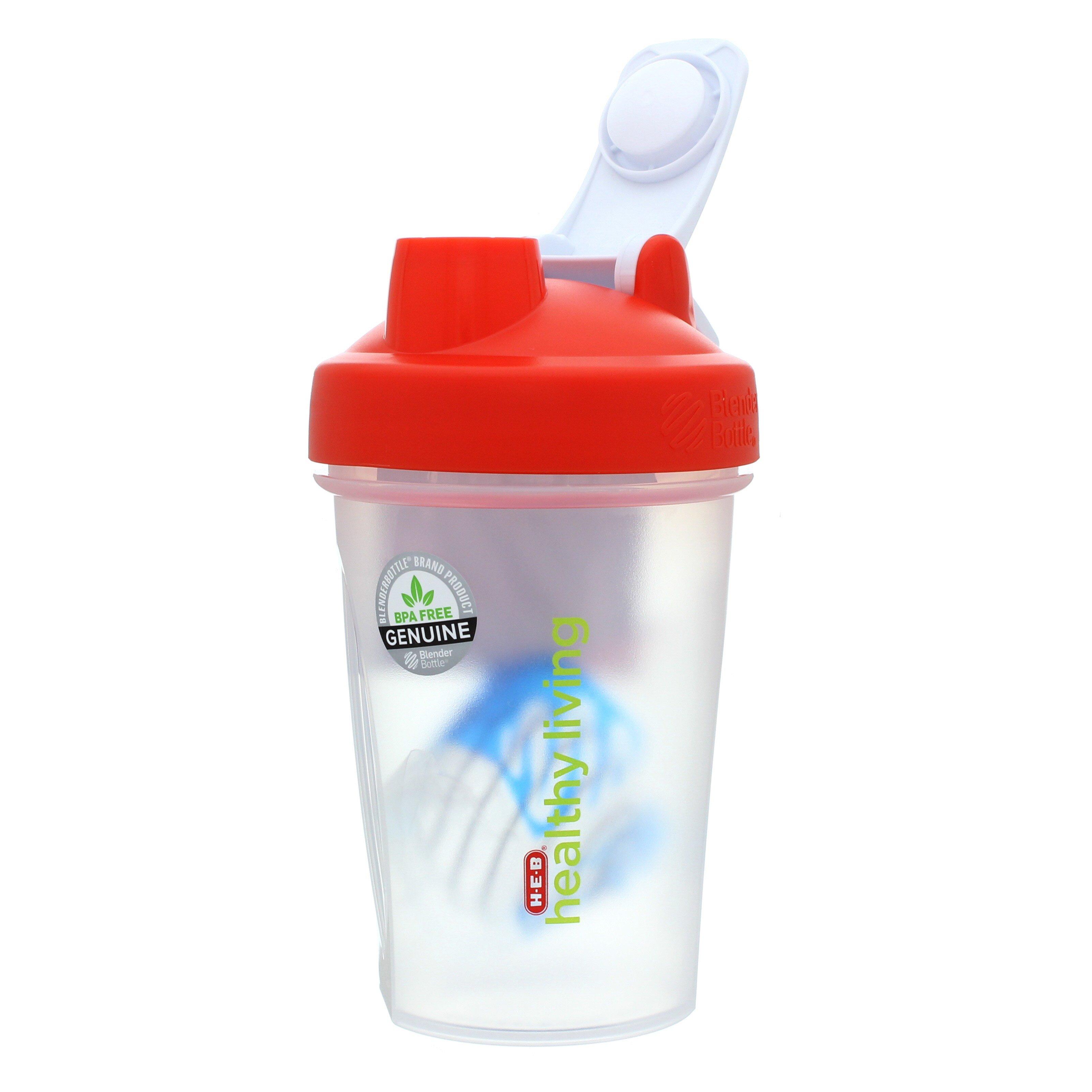 H-E-B Healthy Living BlenderBottle Shaker Bottle - Shop Travel ...