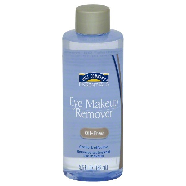 Hill Country Essentials Oilfree Eye Makeup Remover Shop Makeup