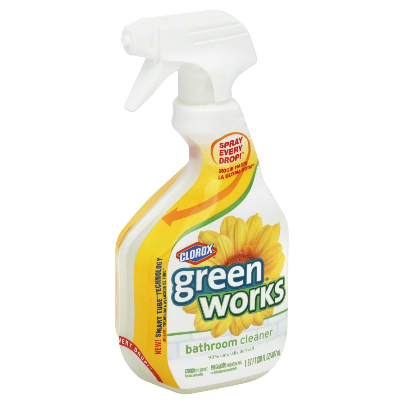 Clorox Green Works General Bathroom Cleaner Spray   Shop Bathroom And  Drains At HEB