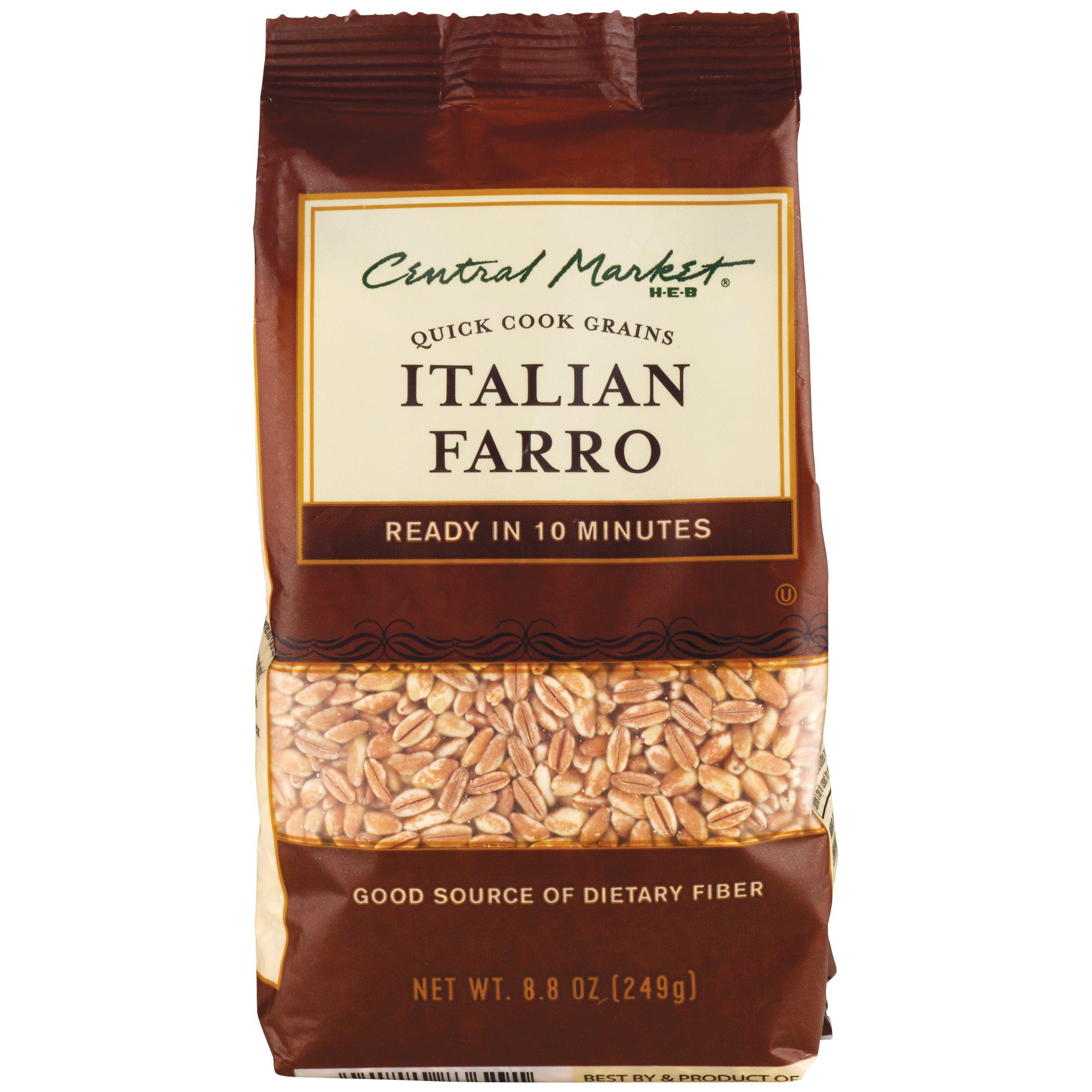 Italian Farro Quick Cook Grains
