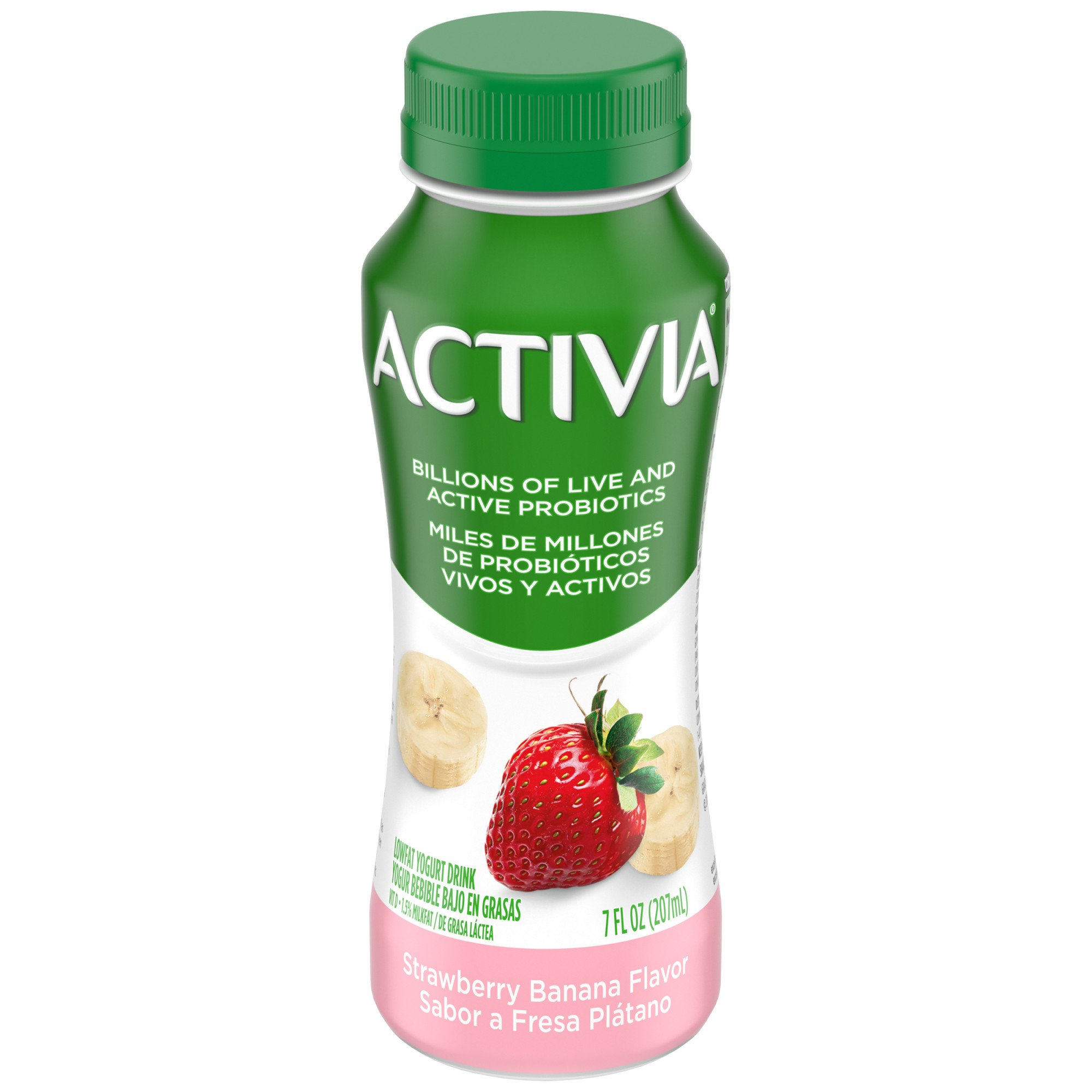 Dannon Activia Strawberry Banana