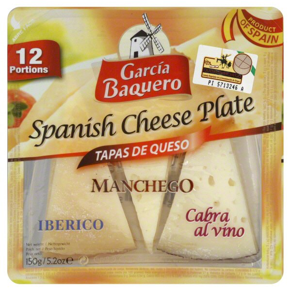 & Garcia Baquero Spanish Cheese Plate - Shop Cheese Shop at HEB