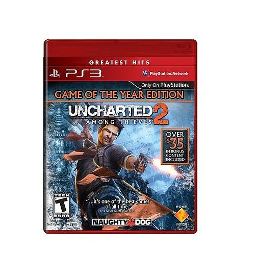 Uncharted drake s fortune /u0026 uncharted 2 among thieves game greatest hits ps3 end game bosses borderlands 2