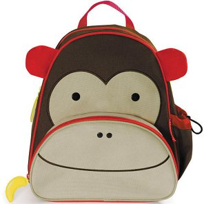 skip hop zoo pack little kid backpack monkey shop lunchboxes at heb