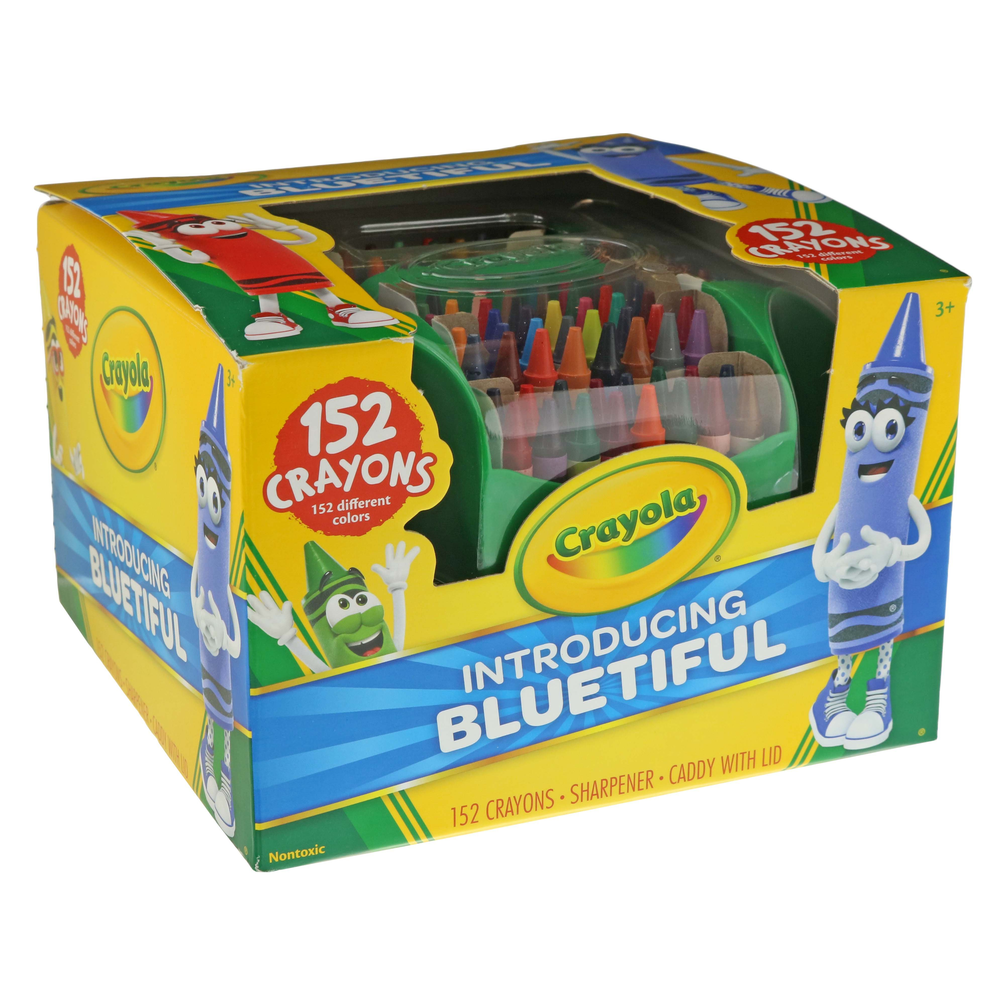 Crayola Ultimate Crayon Collection Shop Markers and Crayons at HEB
