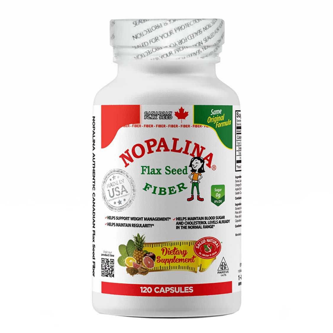 Nopalina pills