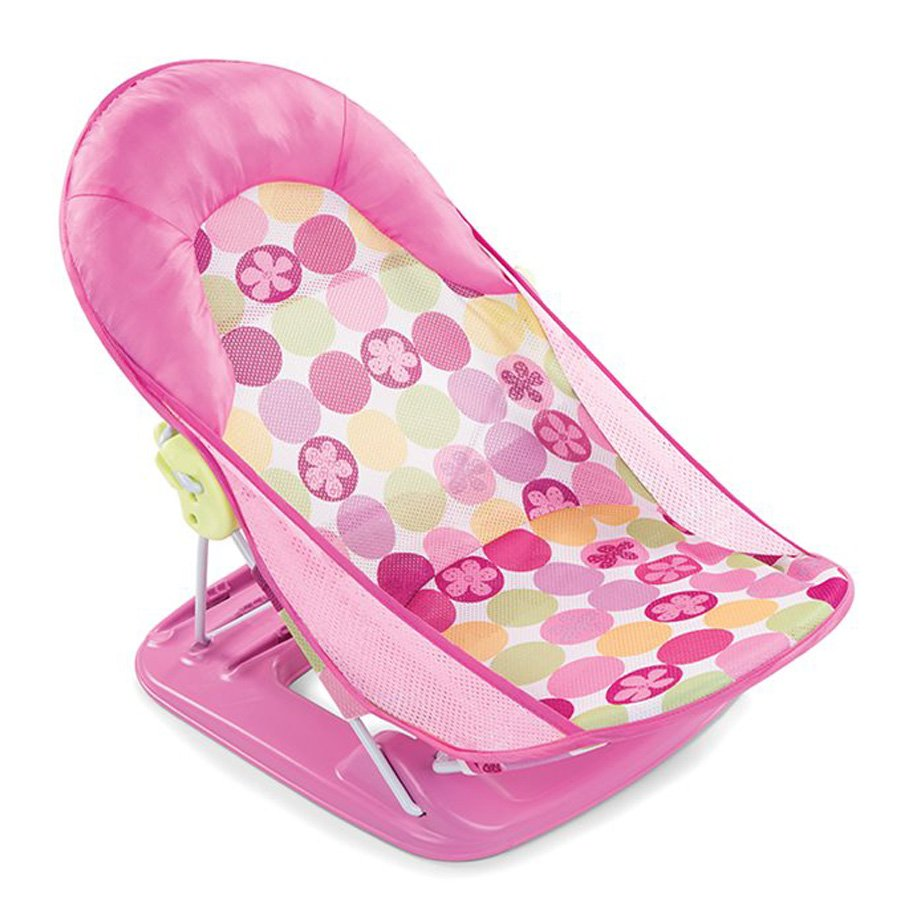 Summer Infant Pink Deluxe Baby Bather ‑ Shop Bath Tubs at H‑E‑B