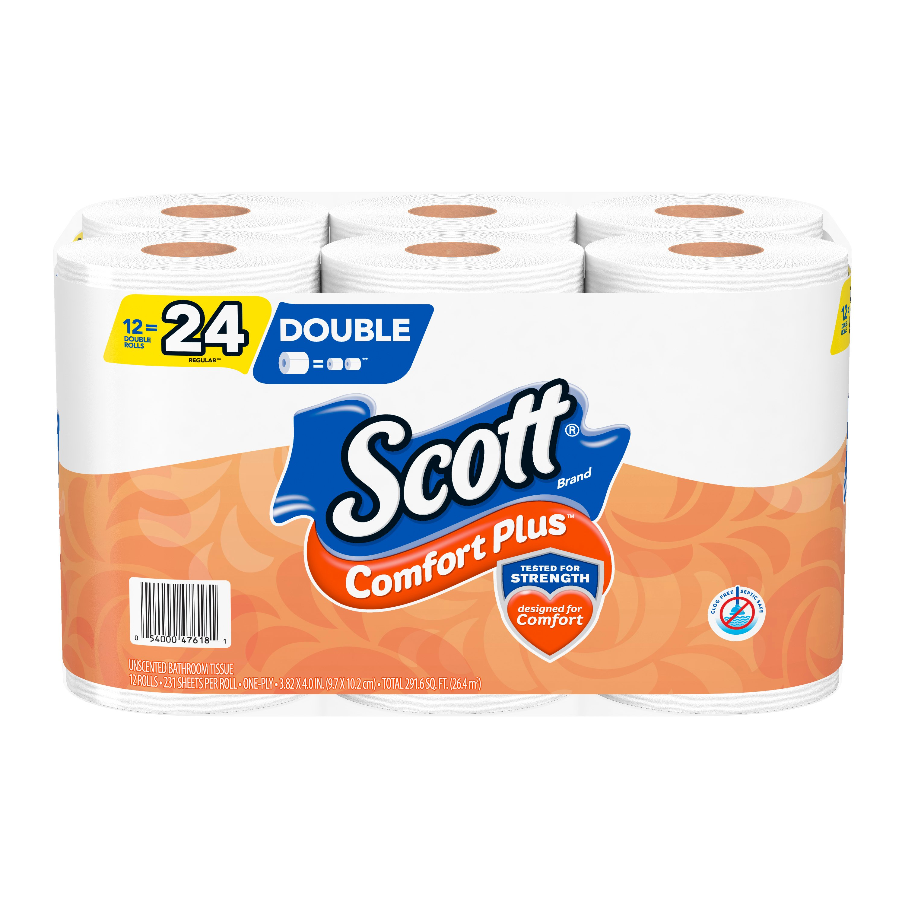 Scott Extra Soft Bath Tissue Double Rolls. Shop Toilet Paper   Grocery Stockup at HEB