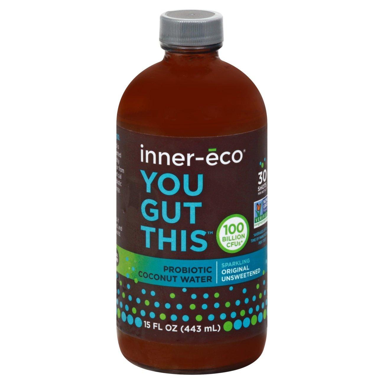 Inner Eco Original Dairy-Free Probiotic Kefir - Shop Probiotics at HEB