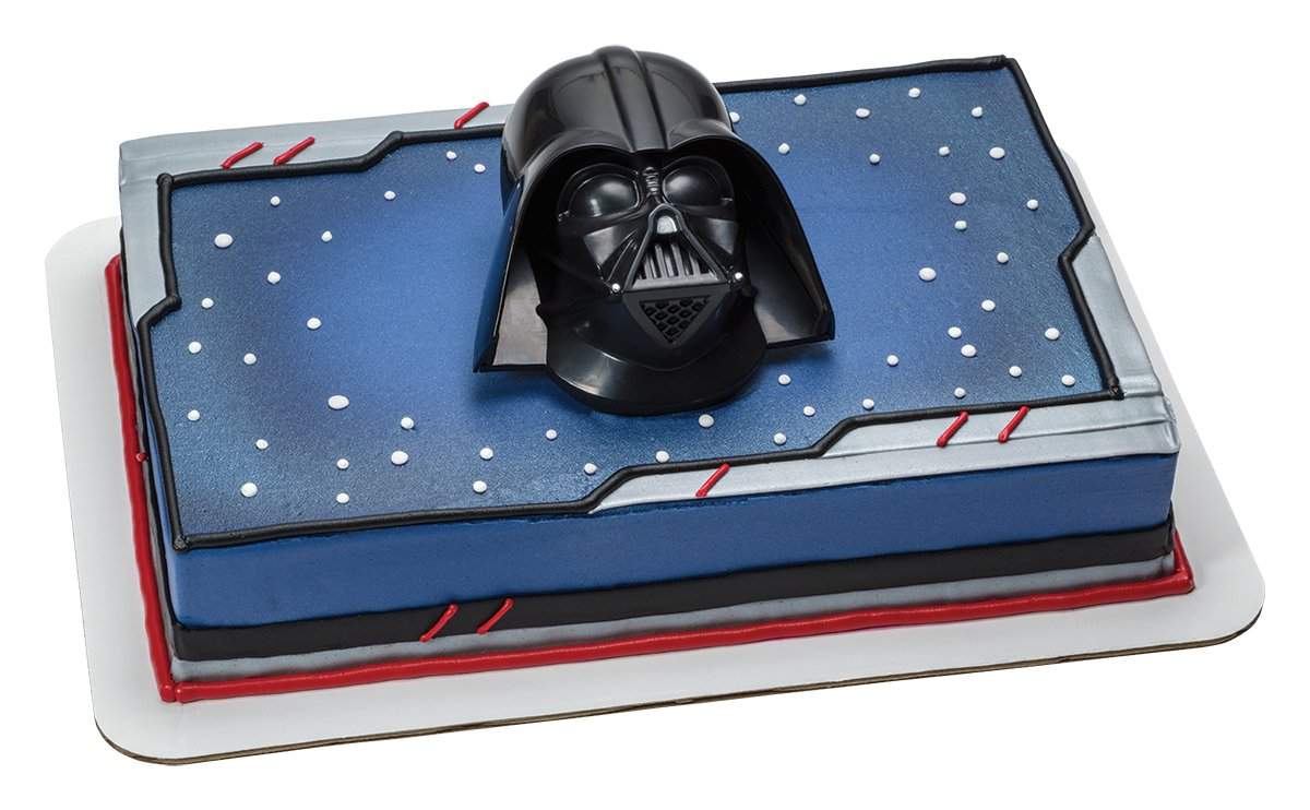 Star Wars Darth Vader Cake Shop Custom Cakes At Heb