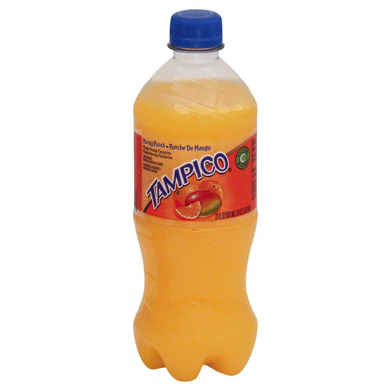 Tampico Mango Punch ‑ Shop Juice at H‑E‑B
