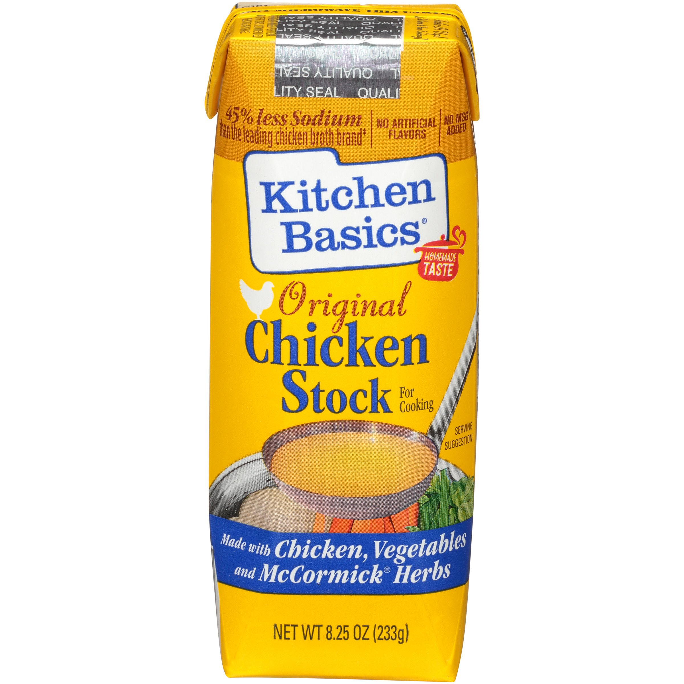 Kitchen Basics Original Chicken Cooking Stock - Shop Canned Soup ...