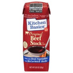 kitchen basics original beef cooking stock shop broth bouillon at heb - Kitchen Basics