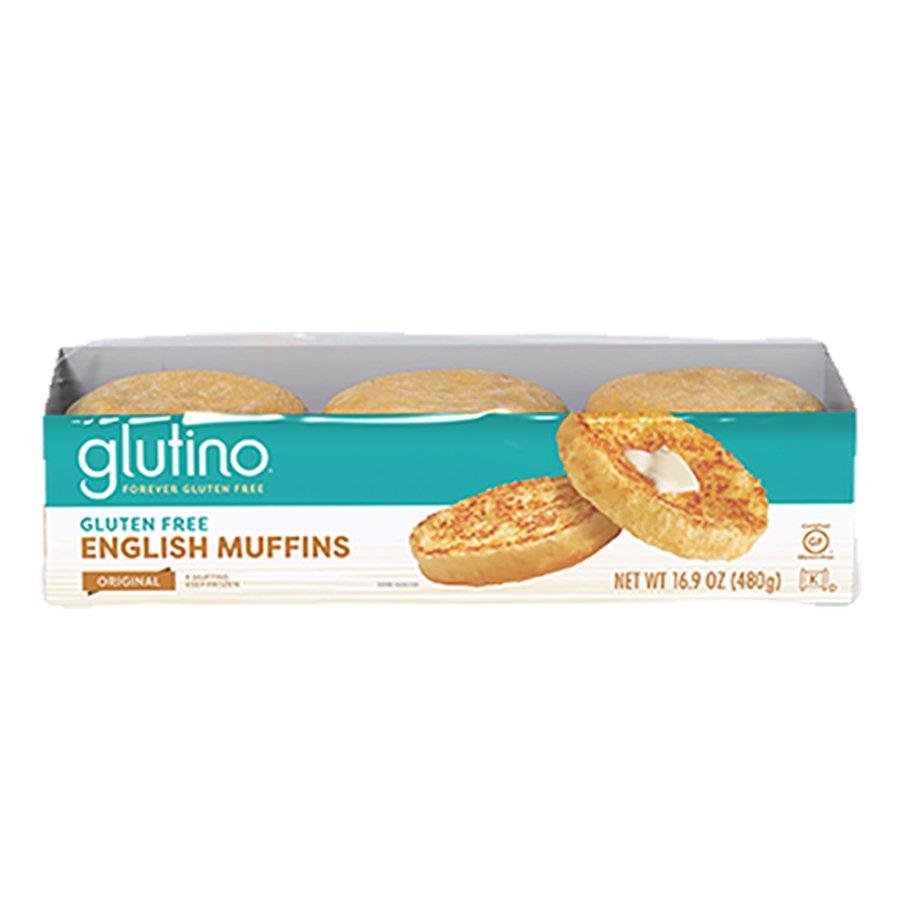Glutino English Muffins Shop Bread At H E B