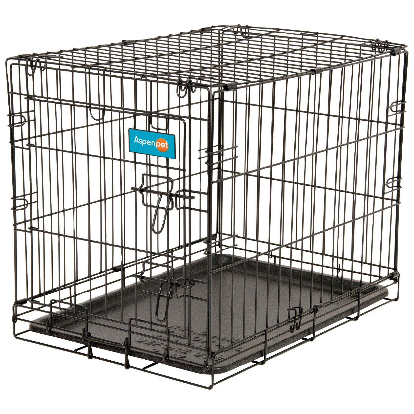 Aspen Pet Home Training Wire Up To 25 30 Lb Dog Kennel Shop Dogs At H E B