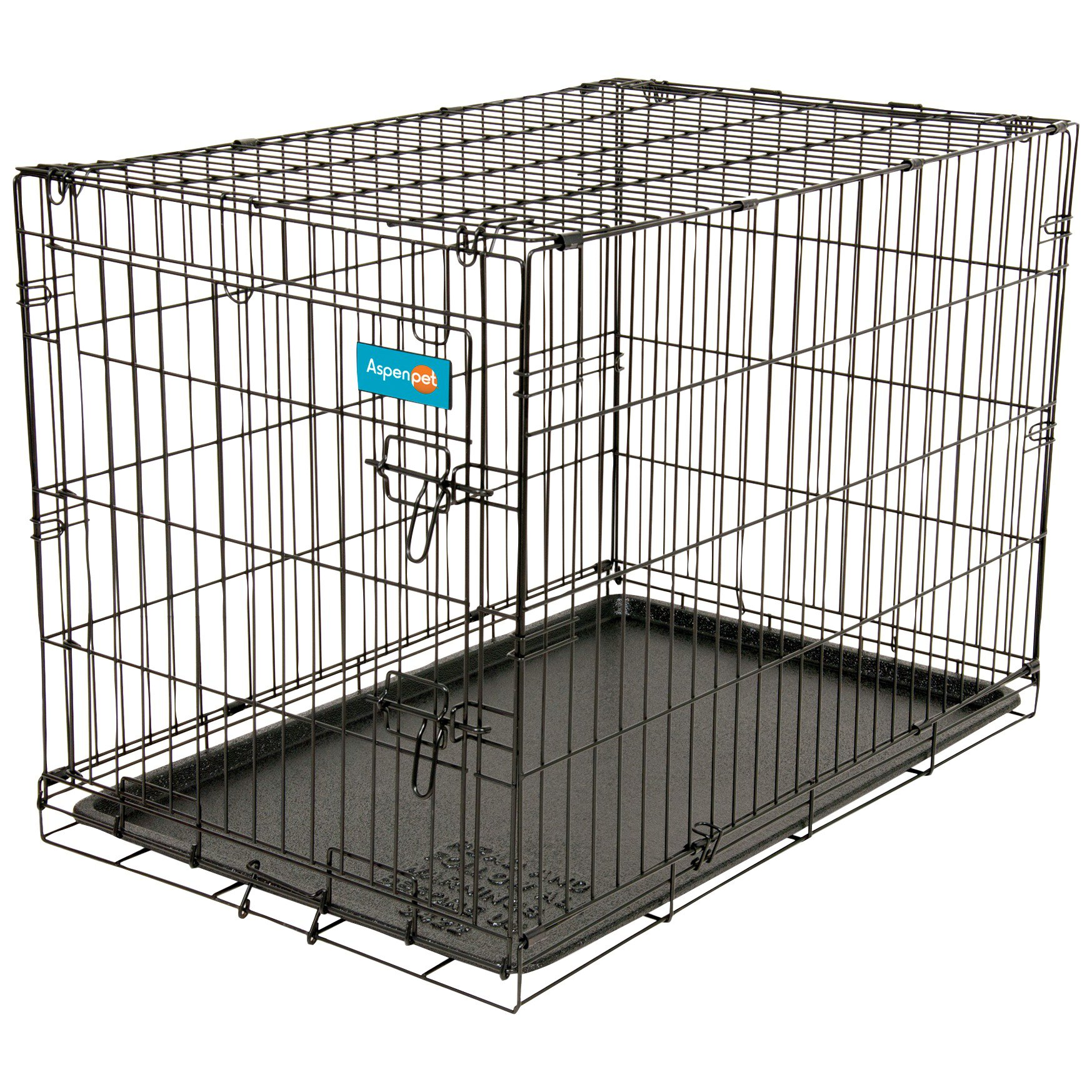 Dog enclosures cheap as chips this heavyduty large metal for Wifi dog crate