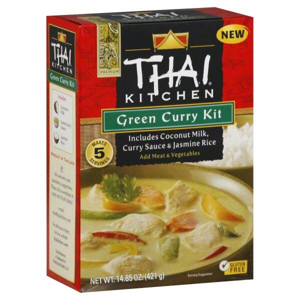 Thai Kitchen Coconut Milk thai kitchen green curry kit ‑ shop asian at heb
