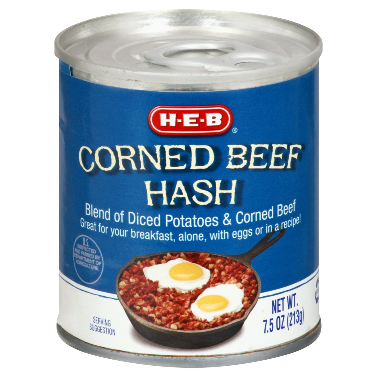 H E B Corned Beef Hash Shop Meat At H E B