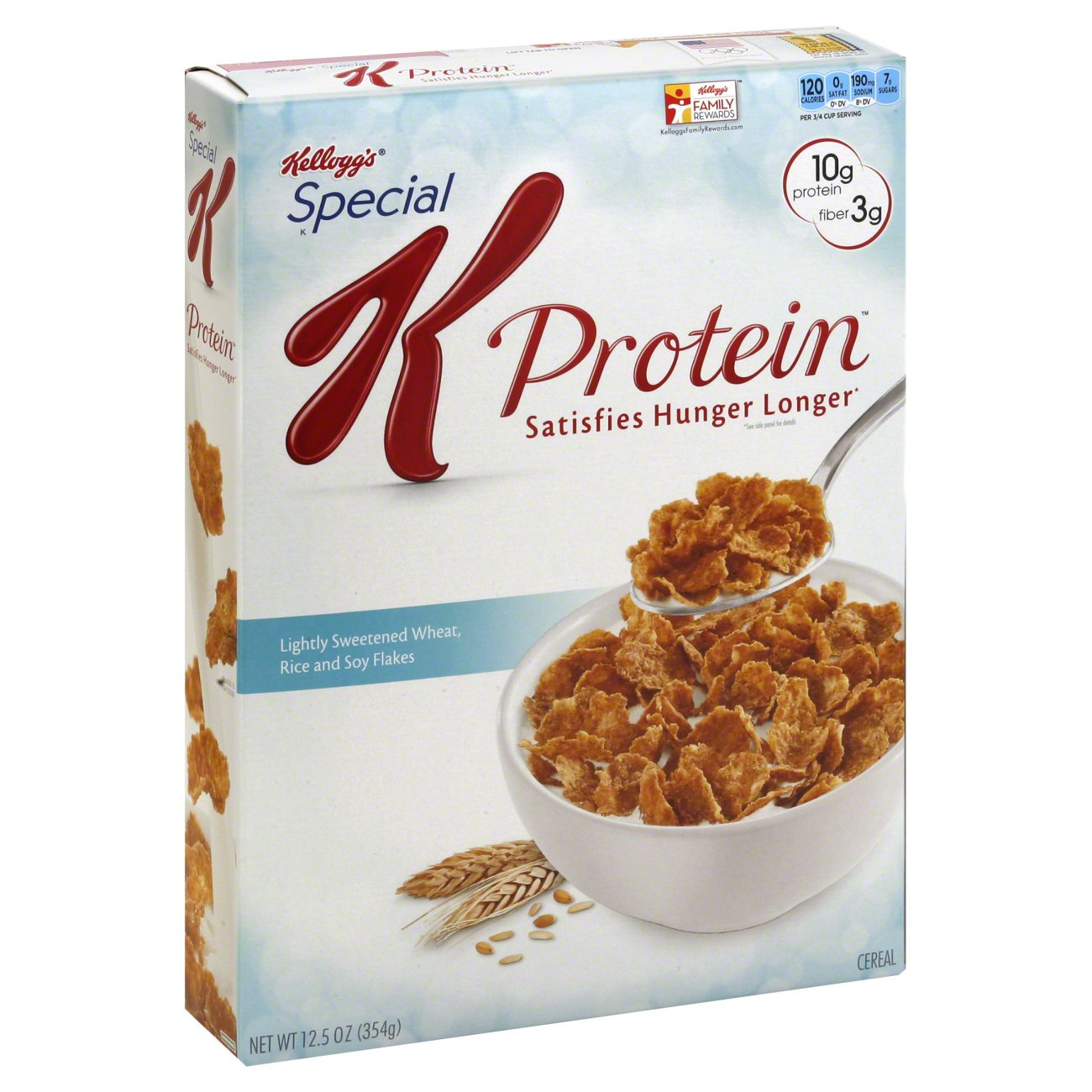 Kellogg S Special K Protein Cereal Shop Cereal At H E B