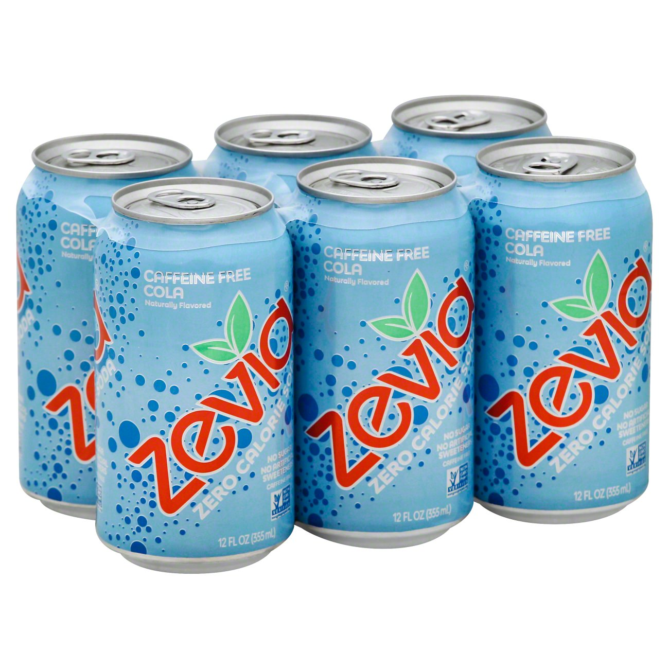 zevia cola diet caffeine free