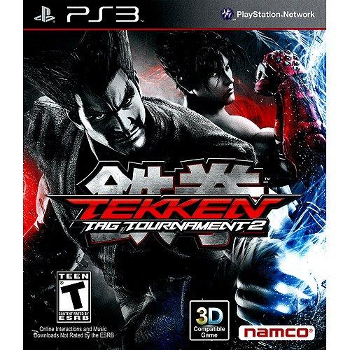 Namco Tekken Tag Tournament 2 For Playstation 3 Shop Namco