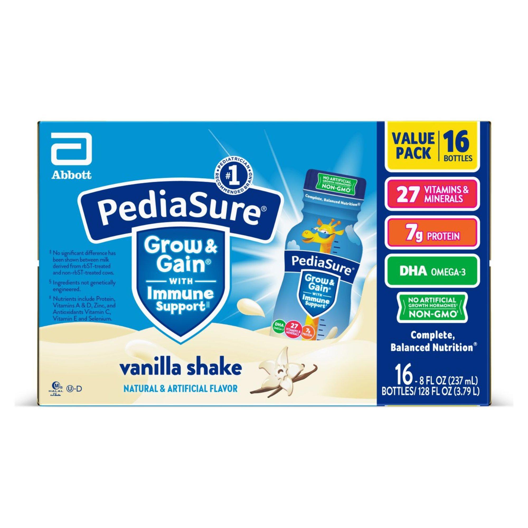 PediaSure Grow & Gain Kids' Ready‑to