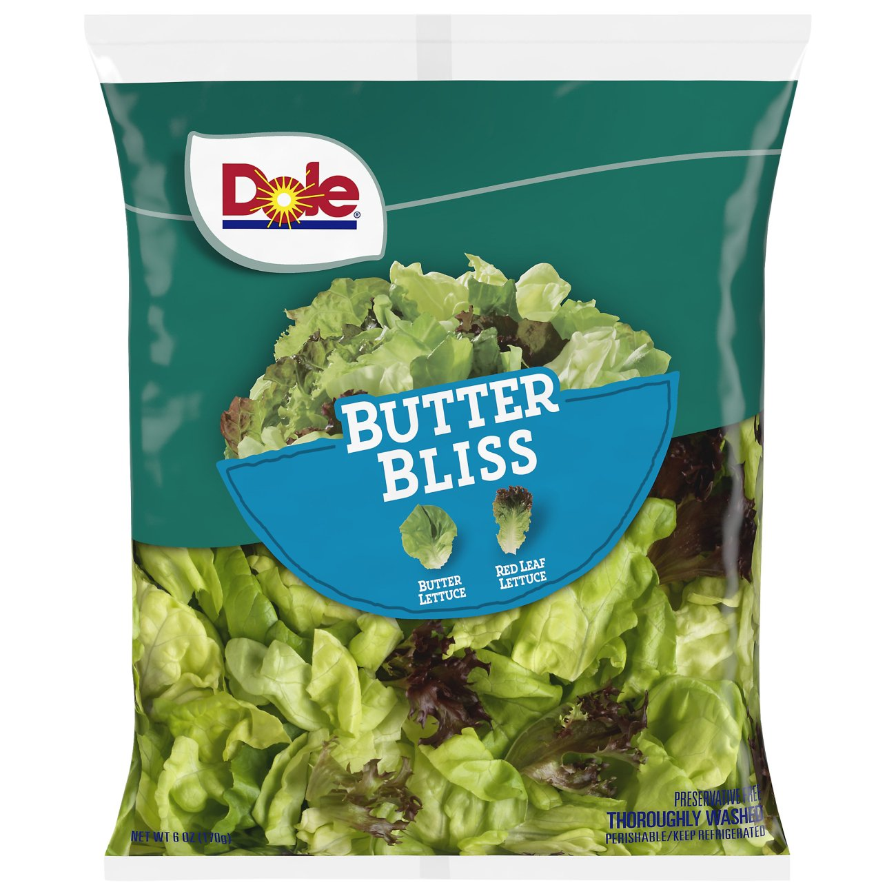Dole Butter Bliss Salad - Shop Dole Butter Bliss Salad - Shop Dole ...