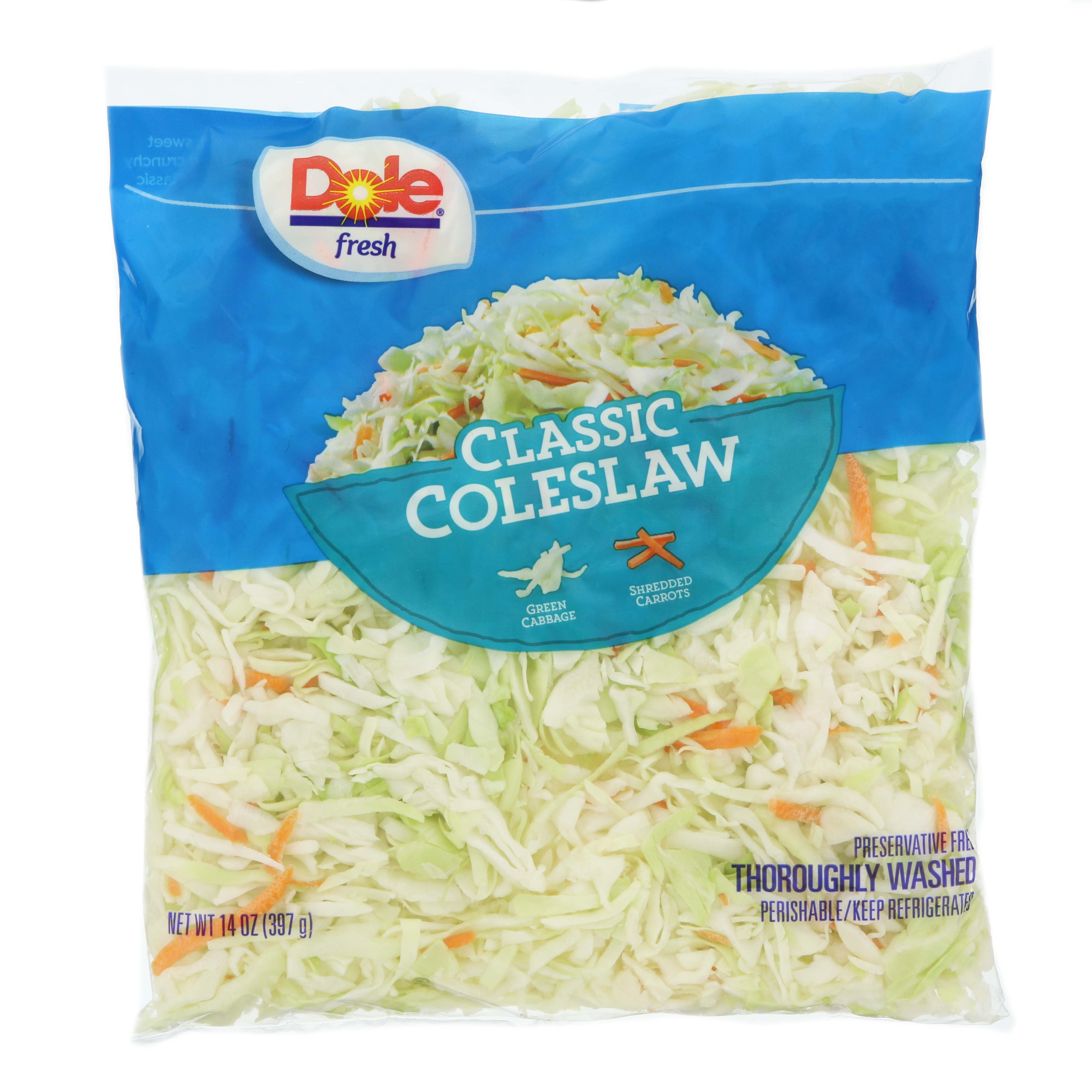 Whole Foods Coleslaw Mix