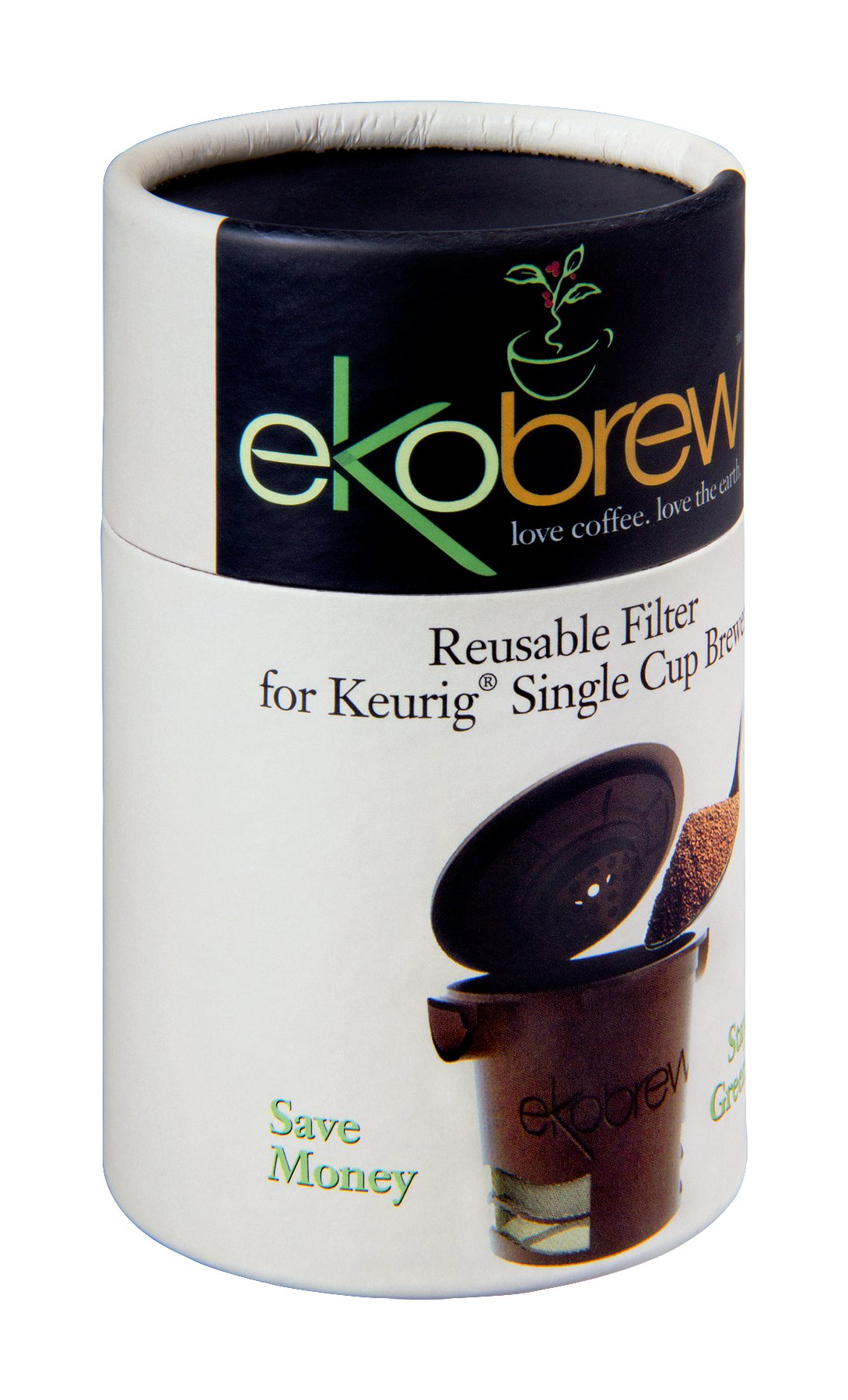 Ekobrew Refillable Cup For Keurig K