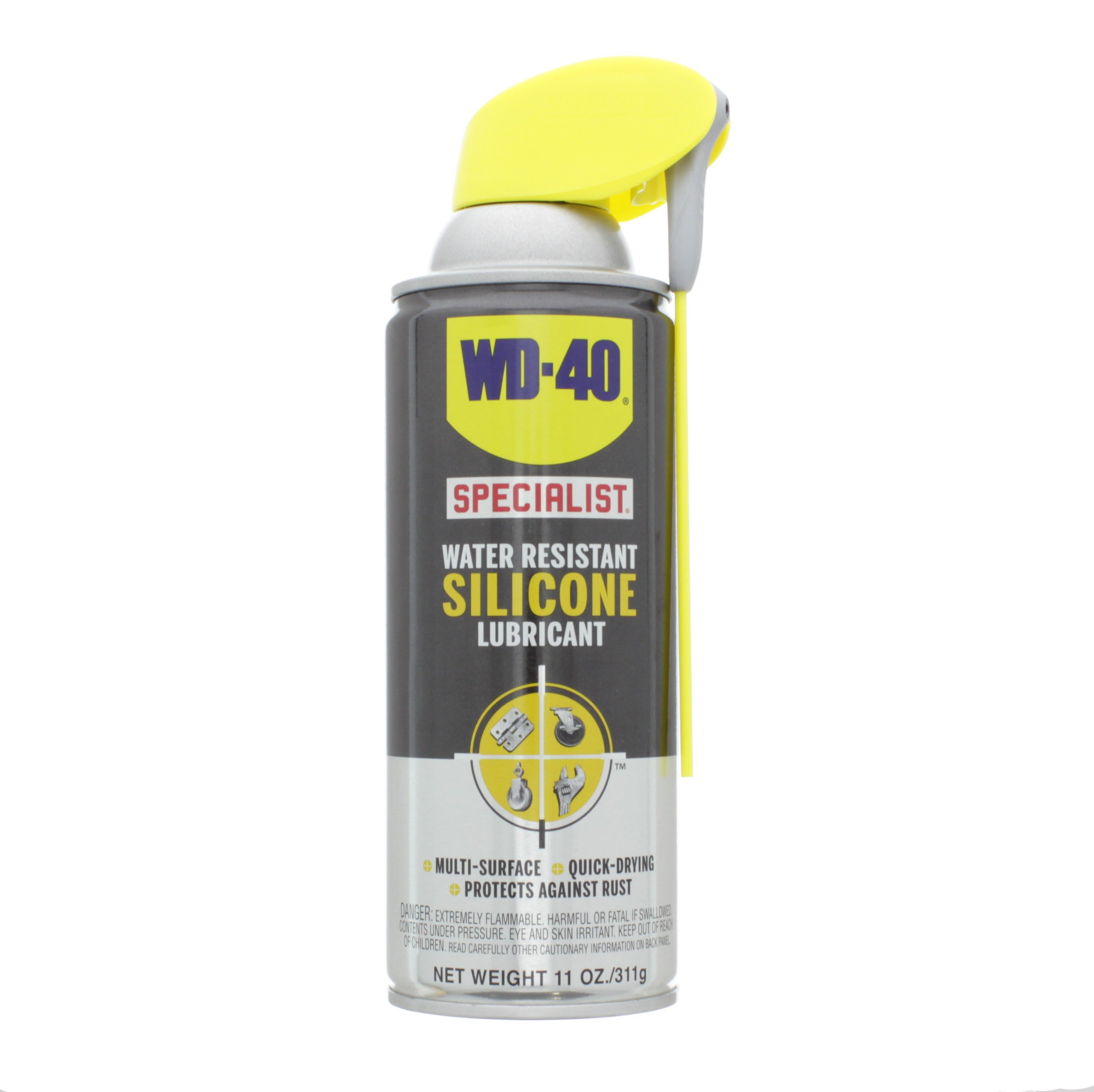 Wd 40 Specialist Water Resistance Silicone Lubricant Shop Motor Oil Fluids At H E B