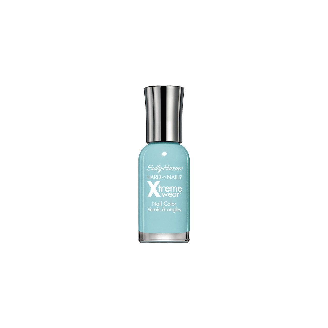 Sally Hansen Hard As Nails Xtreme Wear Nail Color Breeze Blue