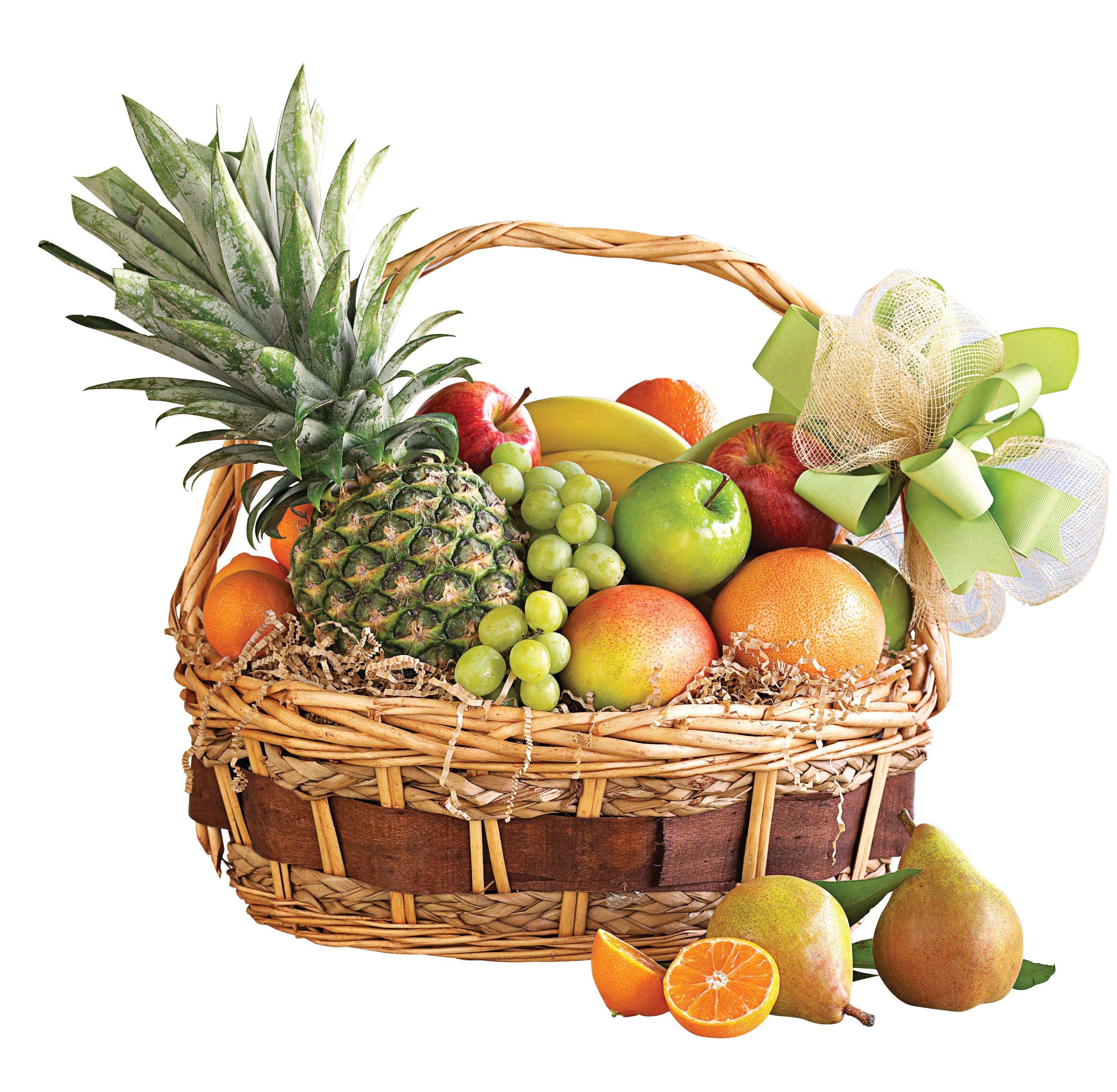 floral gourmet fruit basket shop christmas at heb