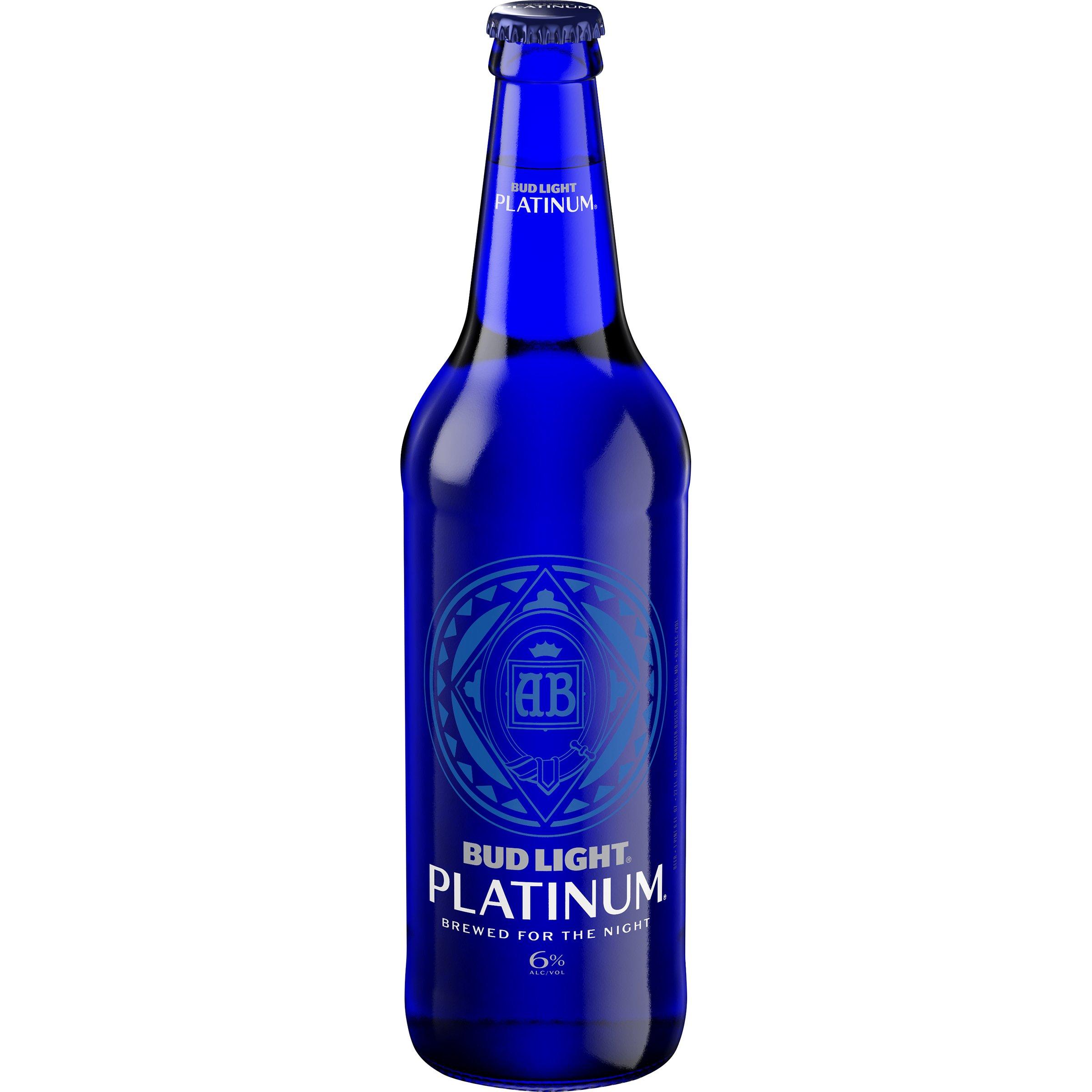 Bud Light Platinum Beer Bottle U2011 Shop Beer At Hu2011Eu2011B