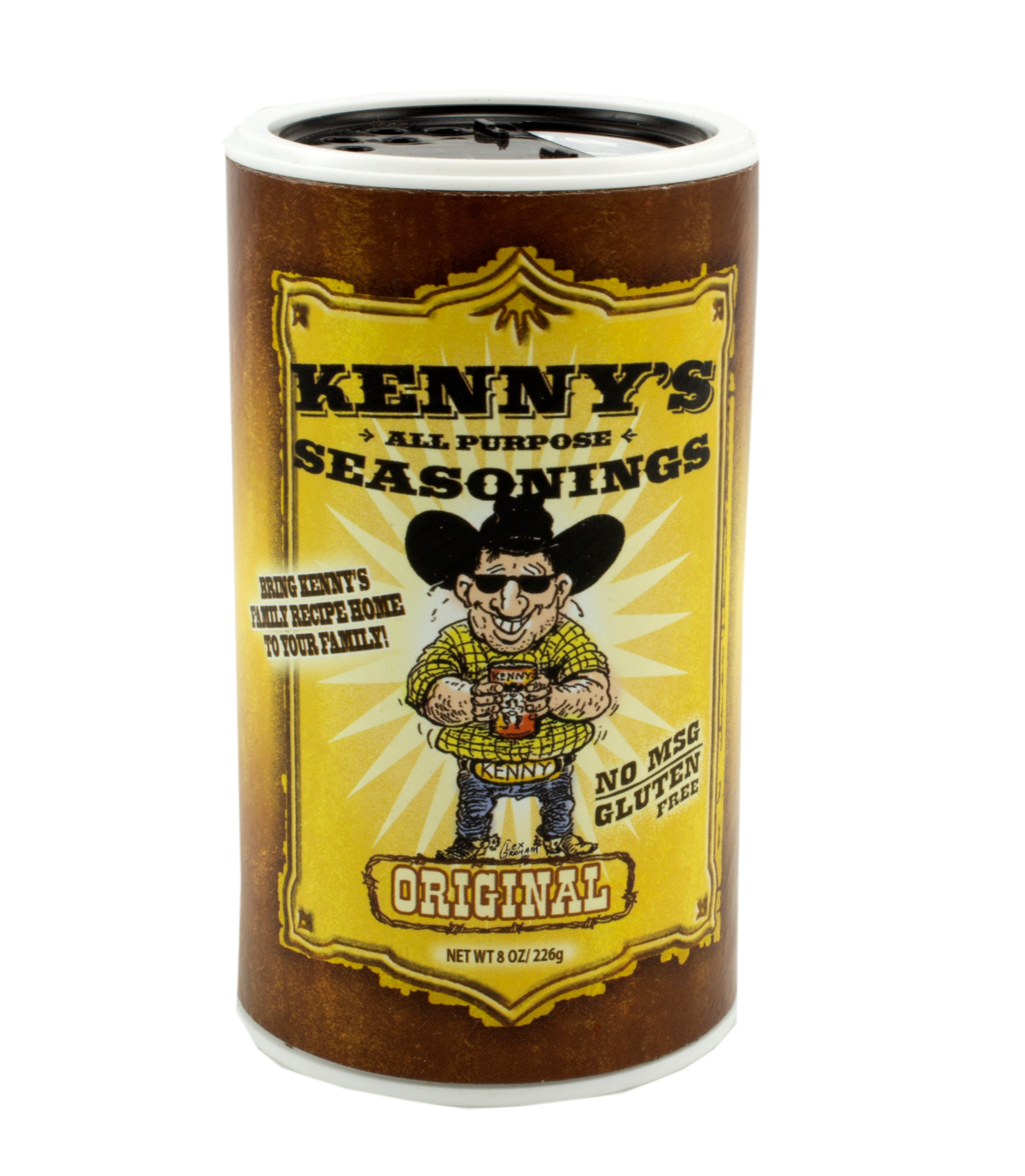 kenny u0027s original all purpose seasoning shop seasonings at heb