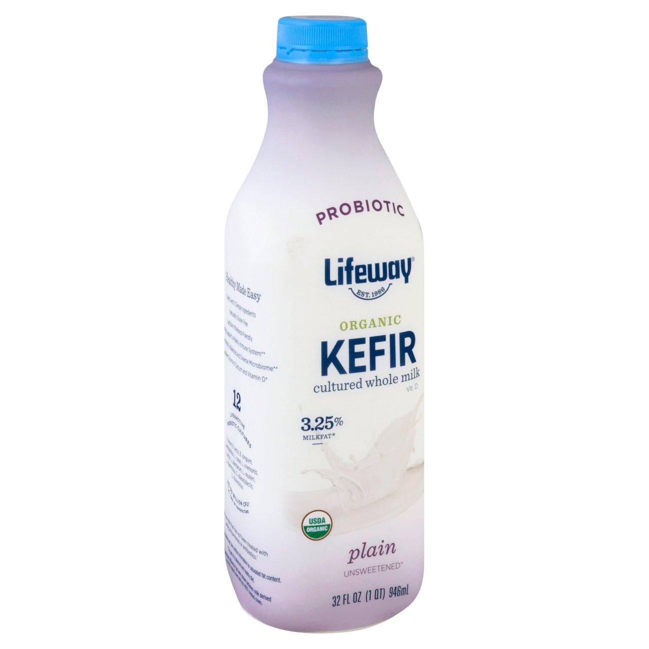 kefir milk. kefir milk