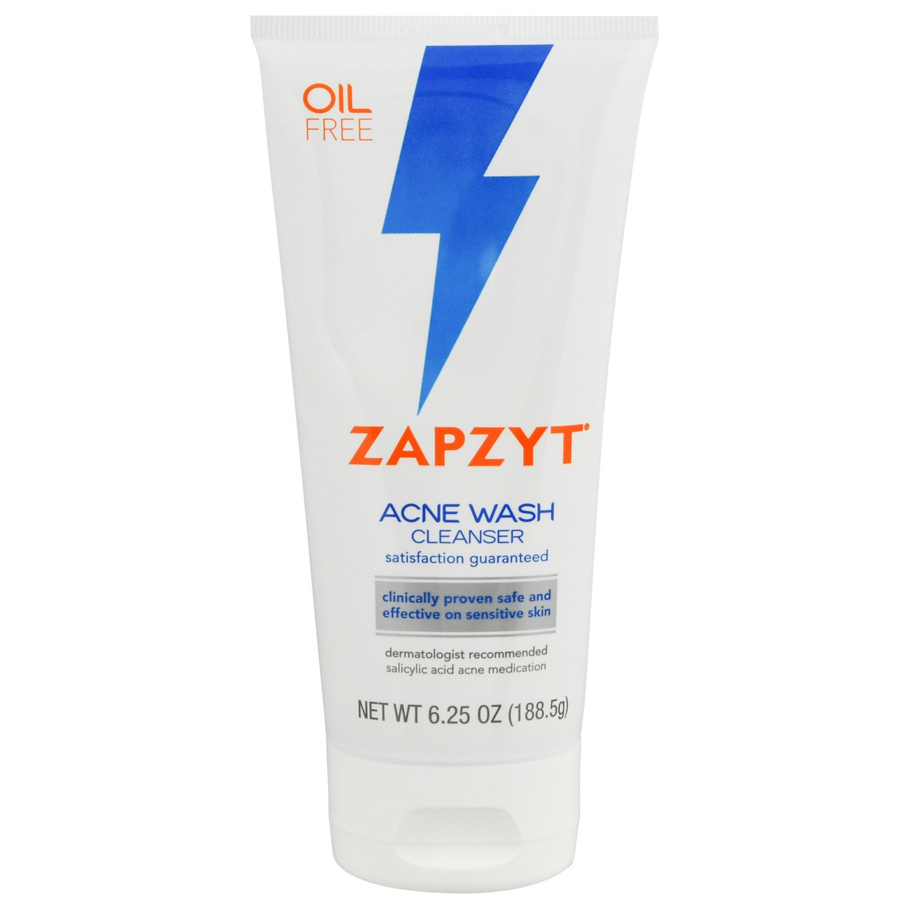 Zapzyt Acne Wash 2 Salicylic Acid Shop Facial Masks