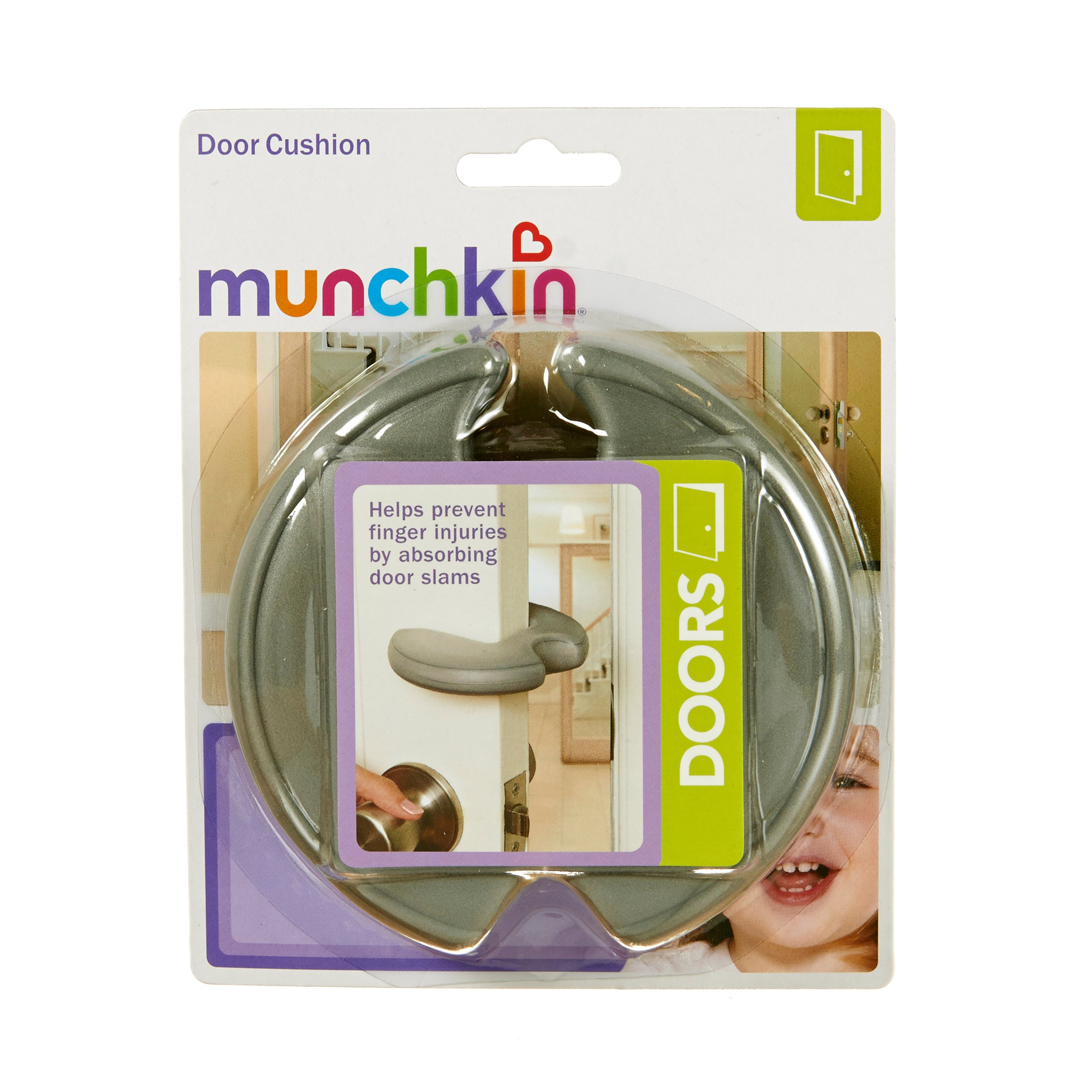 sc 1 st  HEB.com & Munchkin Door Cushion - Shop Baby Proofing Accessories at HEB