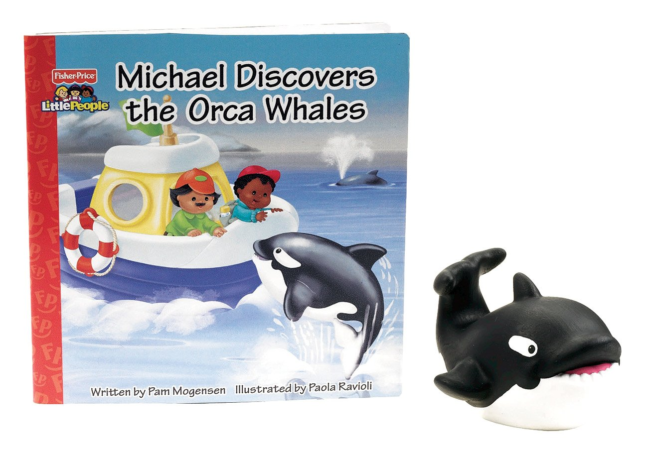 Fisher Price Little People Zoo Talkers Michael Discovers The Orca Whales Shop Baby Toys At H E B