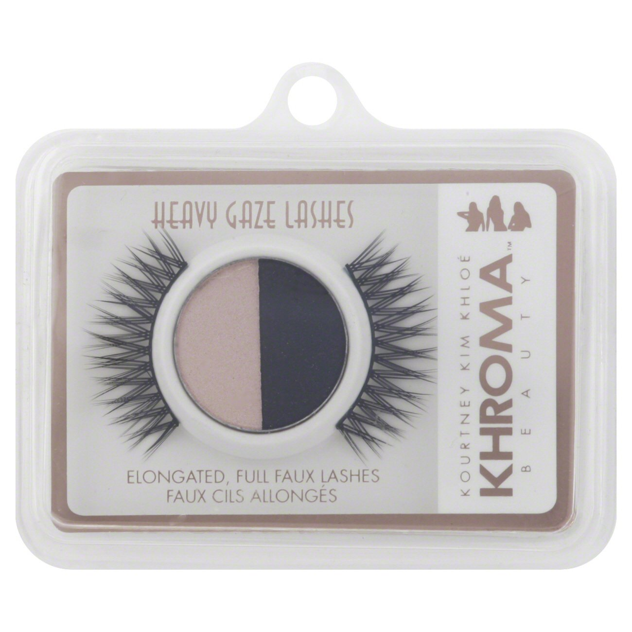 Khroma Beauty Heavy Gaze Lashes Shop Khroma Beauty Heavy Gaze