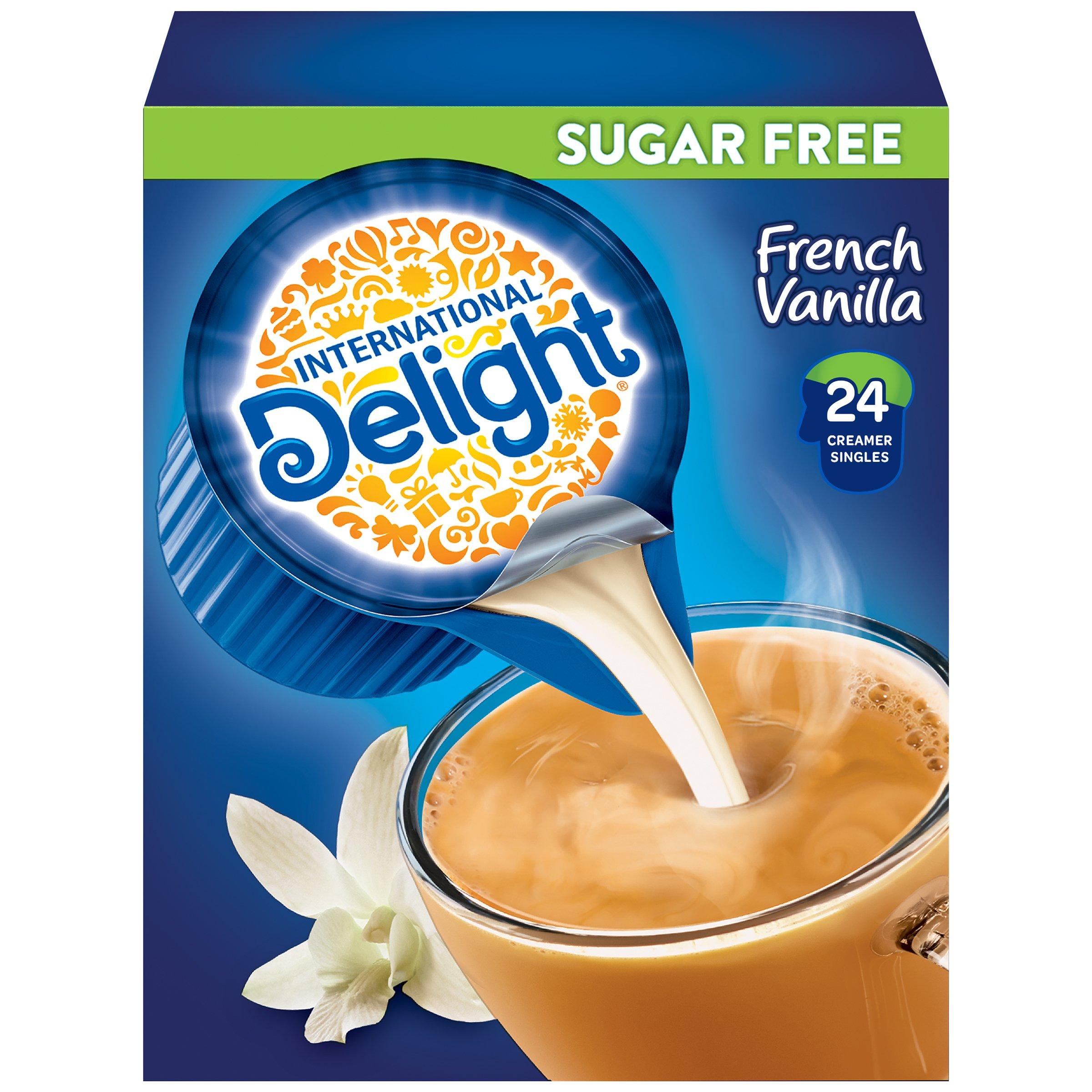 Sugar Free French Vanilla Liquid Coffee