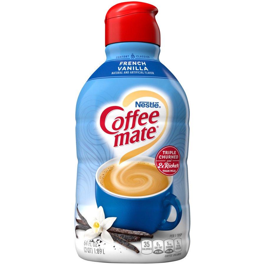 Nestle Coffee‑Mate French Vanilla