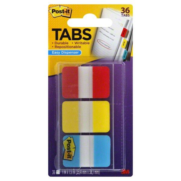 Post‑it Easy Dispenser Tabs