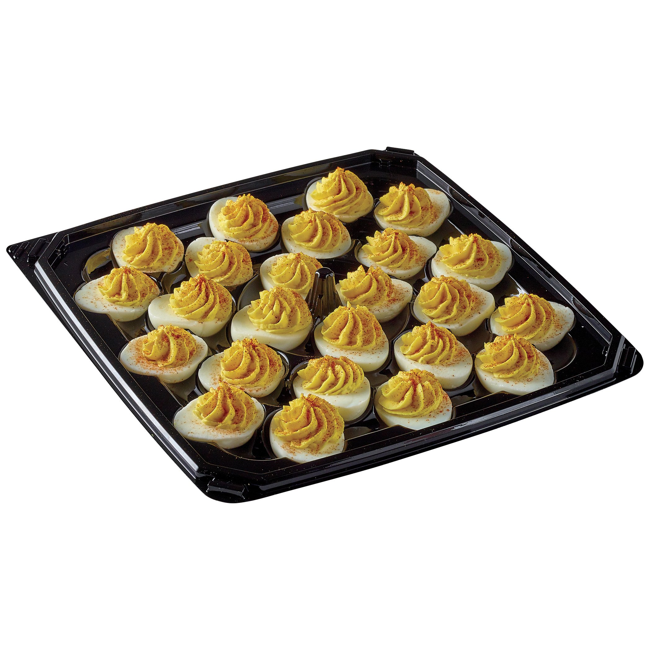 h e b deviled eggs party tray shop sandwich and wrap trays at heb