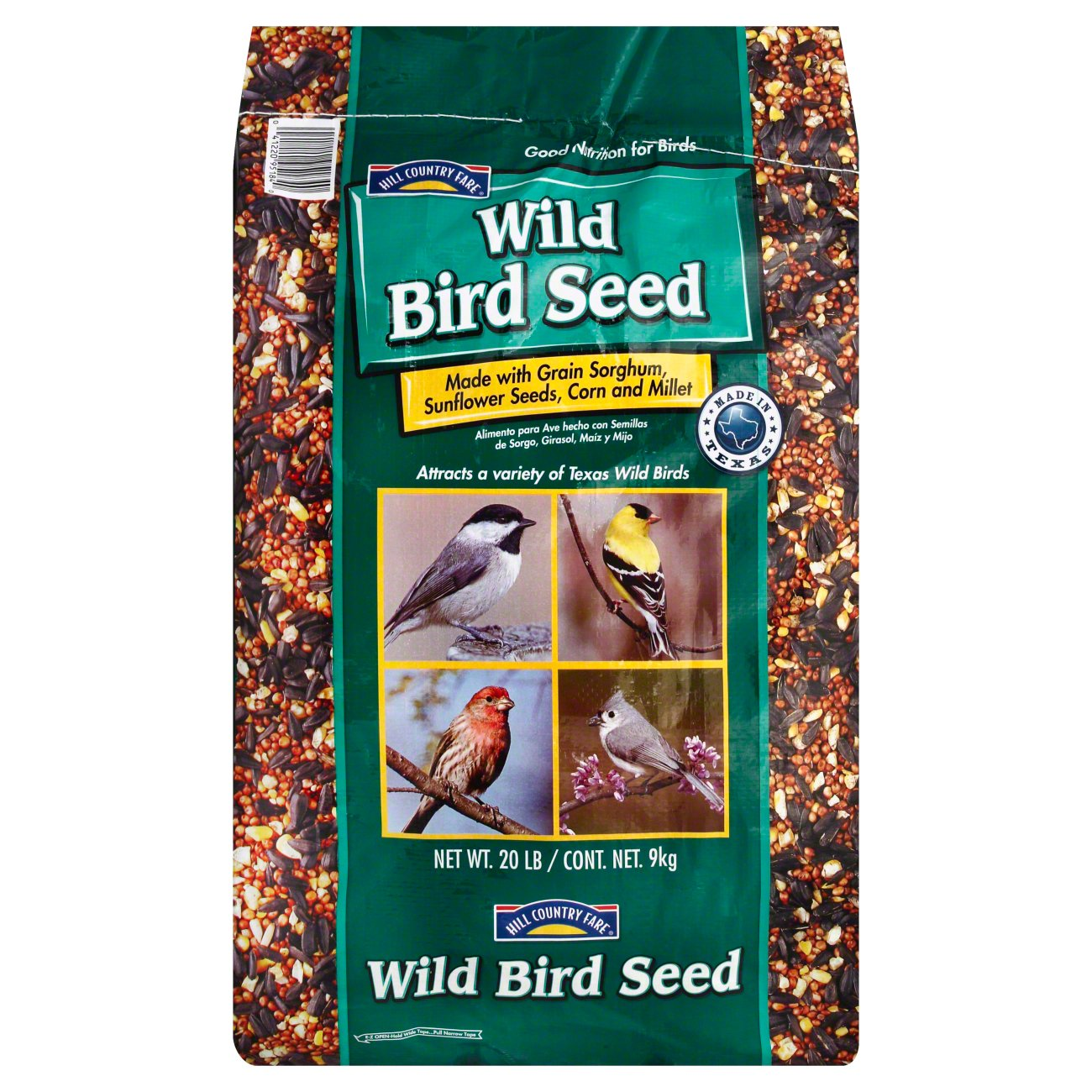 hill country fare wild bird seed shop bird food wild at heb
