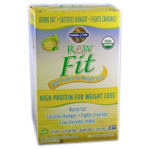 Garden of Life Raw Fit High Protein For Weight Loss Shop Protein