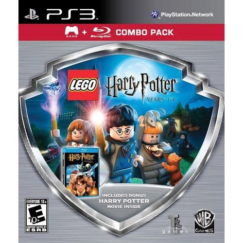 Warner Home Video Games Lego Harry Potter Years 1 4 With Dvd For Playstation 3 Shop Warner Home Video Games Lego Harry Potter Years 1 4 With Dvd For Playstation 3 Shop