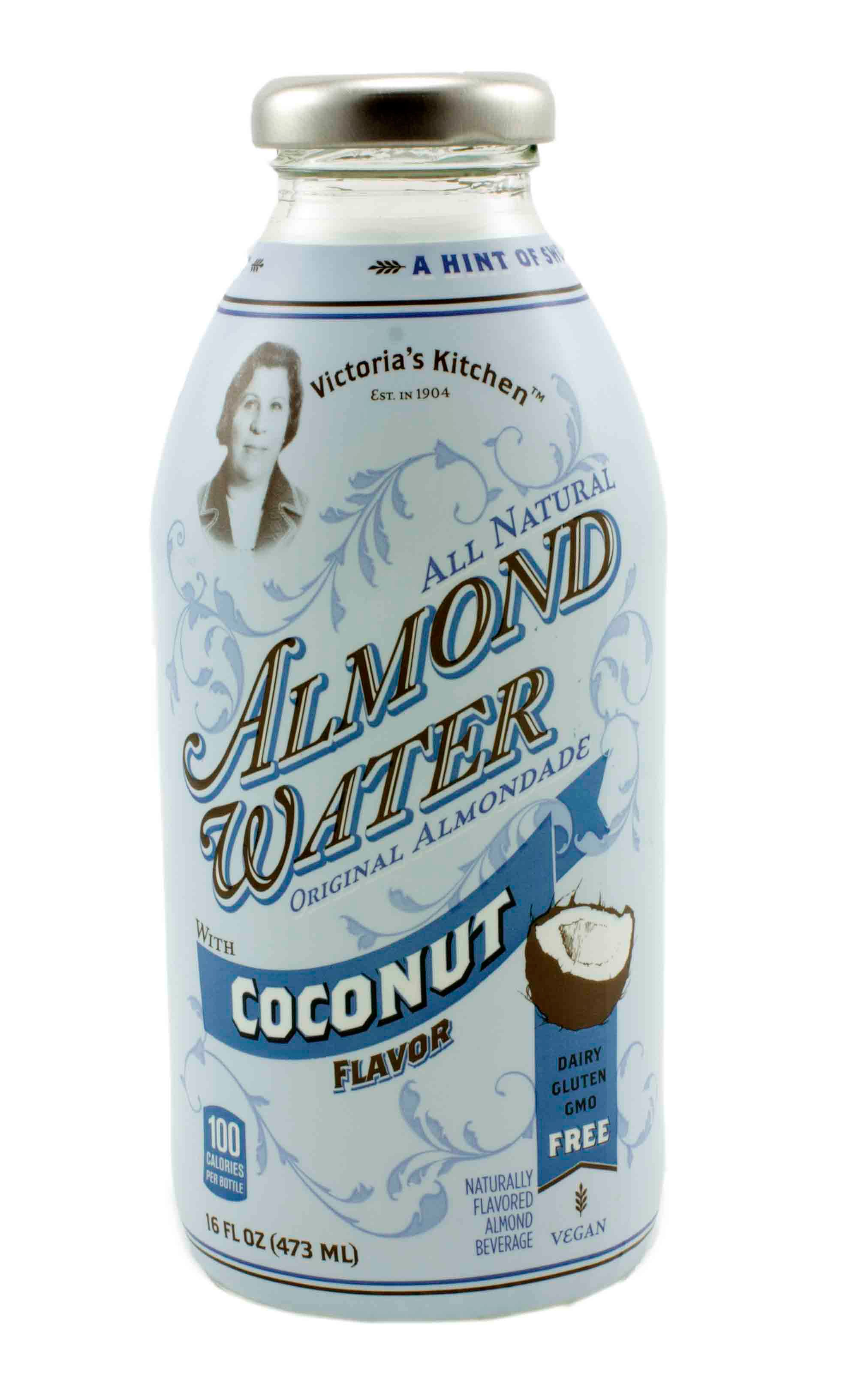 Victoria\'s Kitchen Coconut Almond Water - Shop Juice at HEB
