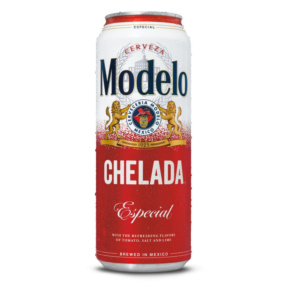 Modelo Can Beer Tin Sign