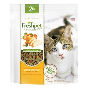 Freshpet select roasted meals chicken recipe with carrots and freshpet select roasted meals chicken recipe with carrots and spinach cat food shop wet at heb forumfinder Image collections