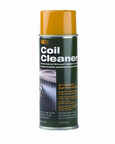 ac coil cleaner. ac coil cleaner